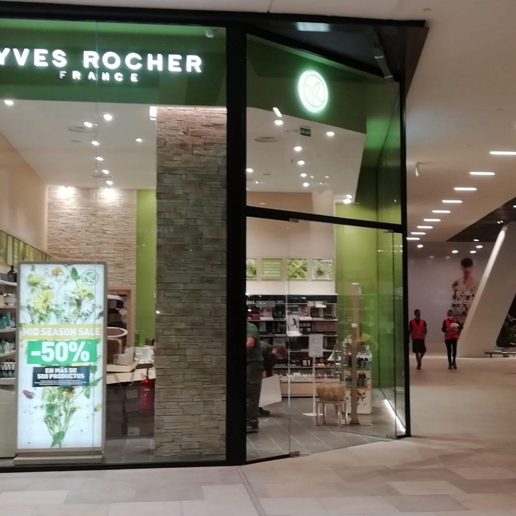 Yves Rocher, Ofiberia, Calidad, Constructora, Profesionales, Galicia, España, Premios,