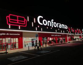 Ofiberia finaliza con éxito las obras de los Conforamas de Córdoba y Sagunto, que ya son una realidad.