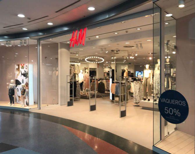 H&M Centro Comercial H2O Madrid 1