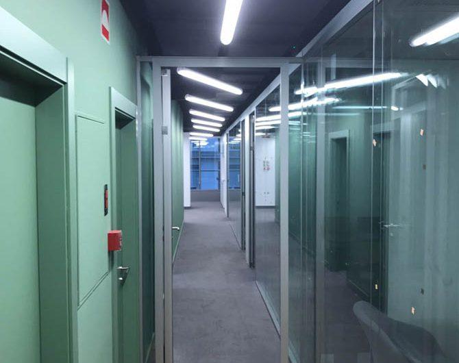 Oficinas Centales de H&M en Madrid 4