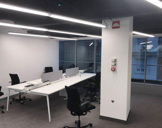 Oficinas Centales de H&M en Madrid 7