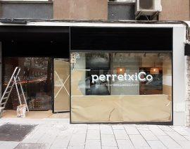 Perritxico se abre camino en Madrid de la mano de Ofiberia.