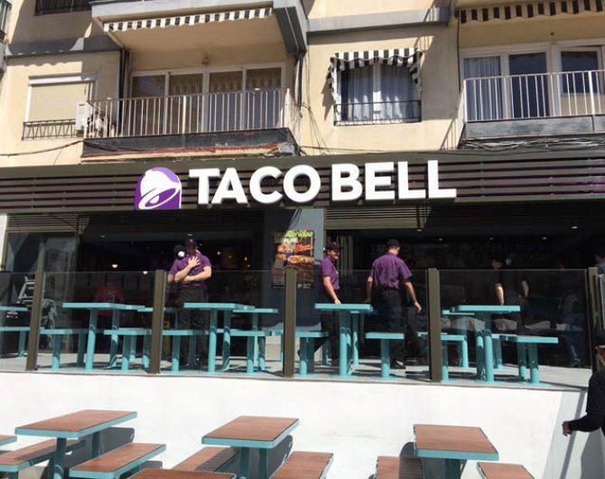 Taco Bell Benidor 6