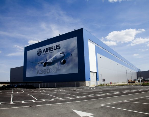 Oficinas Airbus Illescas