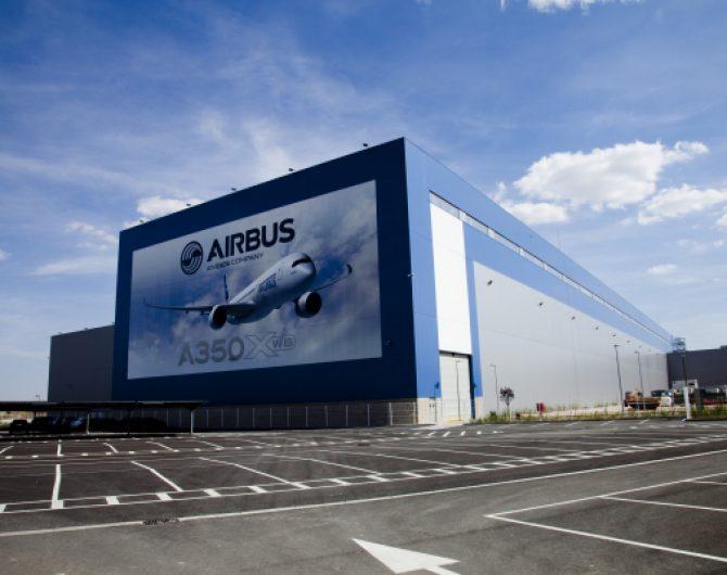 airbus fachada