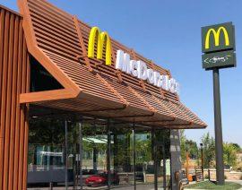 Ofiberia finaliza las obras del nuevo McDonald's Isla Azul de Madrid